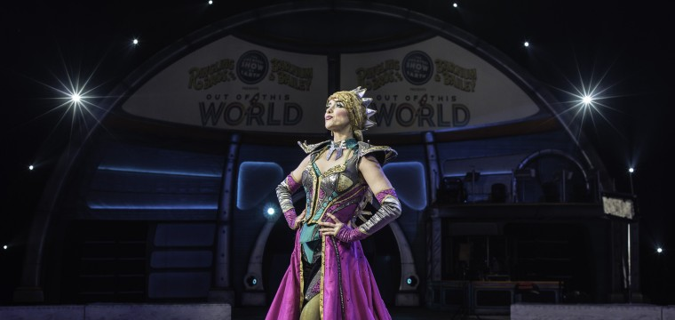 Goodbye to the 'Greatest Show on Earth': Ringling Bros. Hold Final Curtain Call