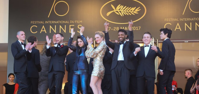 French AIDS Drama Earns Best Reviews Yet at Cannes Film Fest