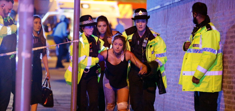Deadly Explosion After Ariana Grande Concert in U.K.
