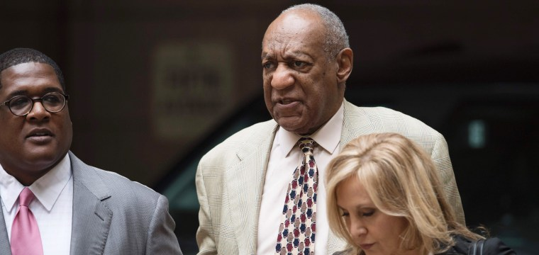 Cosby's Lawyers Accuse DA of Blocking Black Jurors