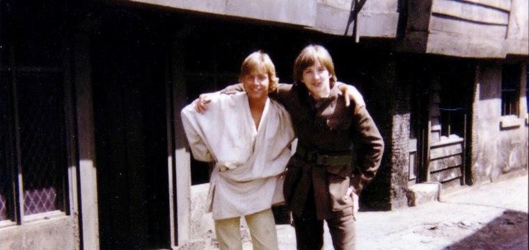 'Star Wars' Opened 40 Years Ago: Background Actors Recount How Movie Changed Their Lives