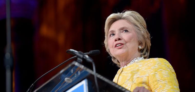 Hillary Clinton: Trump Budget Shows 'Unimaginable' Cruelty