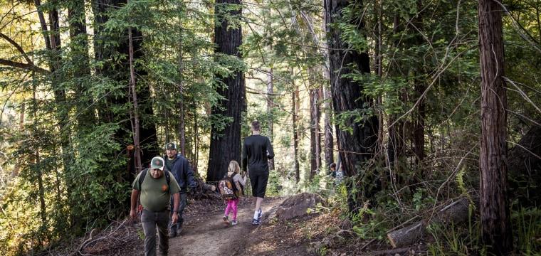 Big Sur Landslides Leave Small Canyon Town Stranded