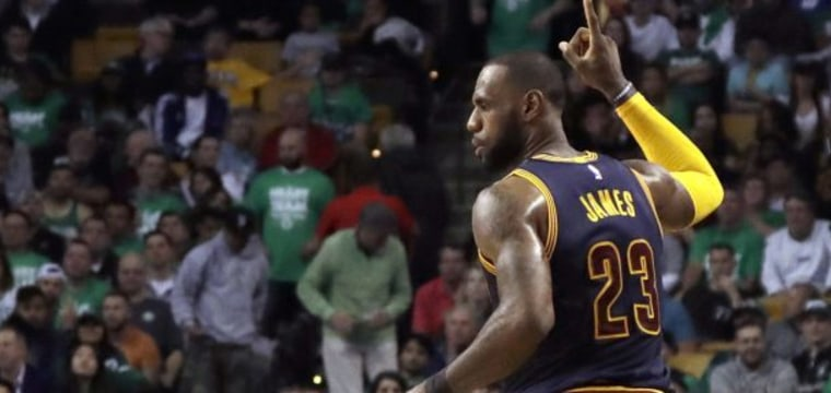 Cavaliers Advance Past Celtics; Will Face Warriors in NBA Finals