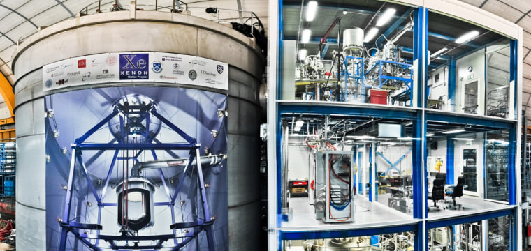 World's Most Sensitive Dark Matter Detector Gives Its First Results