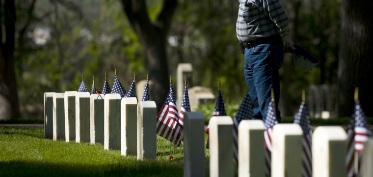 Memorial Day: A Nation Remembers Veterans' Sacrifices