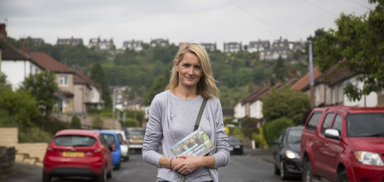 Women's Equality Party: Sophie Walker Aims to Oust Philip Davies