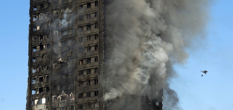 London Fire: 6 Dead, 74 Hurt in High-Rise Apartment Blaze