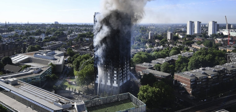 London Fire: Questions Swirl Over Deadly Blaze at Grenfell Tower
