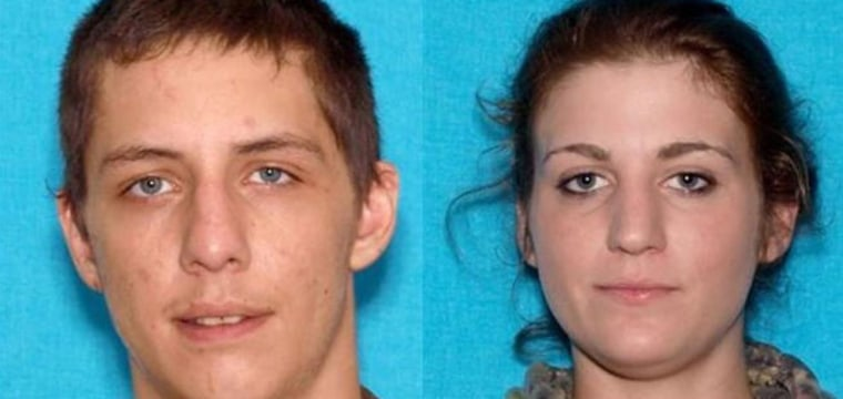 Armed Fugitives Wanted for Attempted Murder