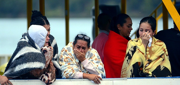 At Least 6 Dead After Boat Carrying 160 People Sinks in Colombia