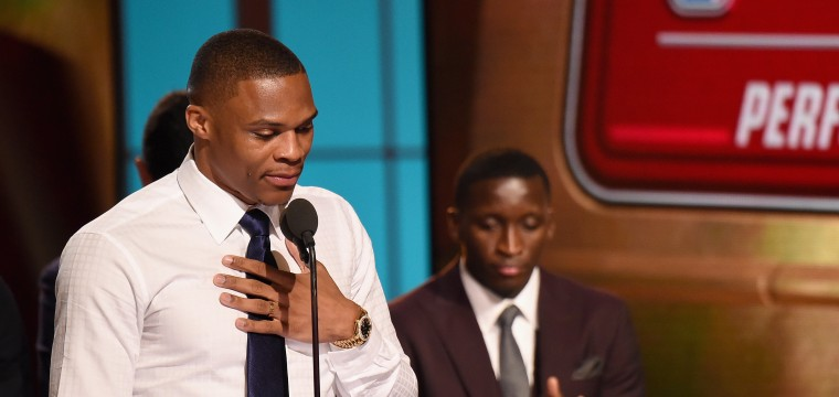 Russell Westbrook Wins NBA MVP Over James Harden