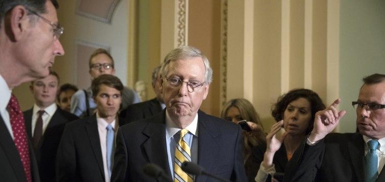 GOP Delays Health Care Vote Amid Defections, Disagreement