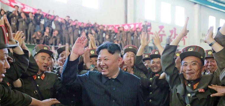 After North Korea Missile Test, What Does Kim Jong Un Really Want?