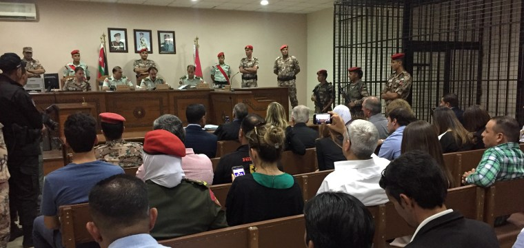 Jordanian Soldier Gets Life in Prison for Killing Three U.S. Troops