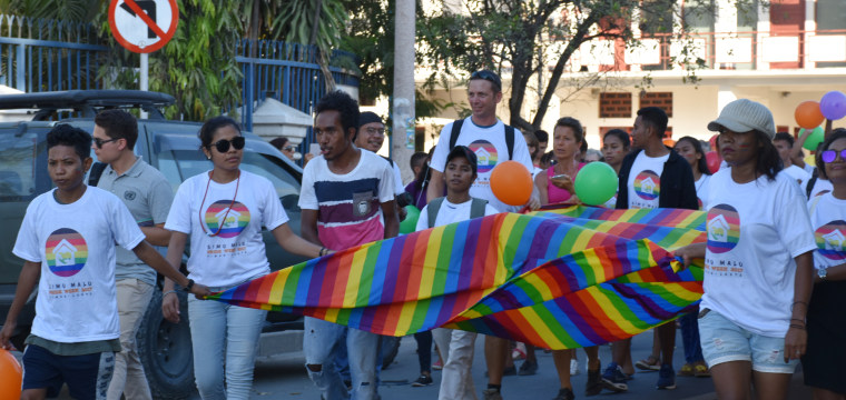 Asia's Youngest Nation Offers Glimmer of Hope for LGBTQ Rights