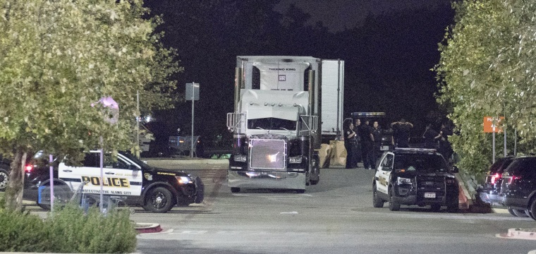 Teen Who Died in Texas Smuggling Truck Was a DREAMer Raised in Virginia