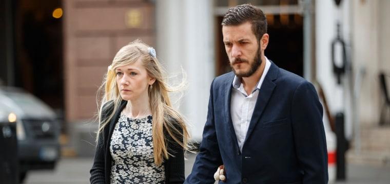 Charlie Gard's Parents End Court Fight for U.S. Treatment