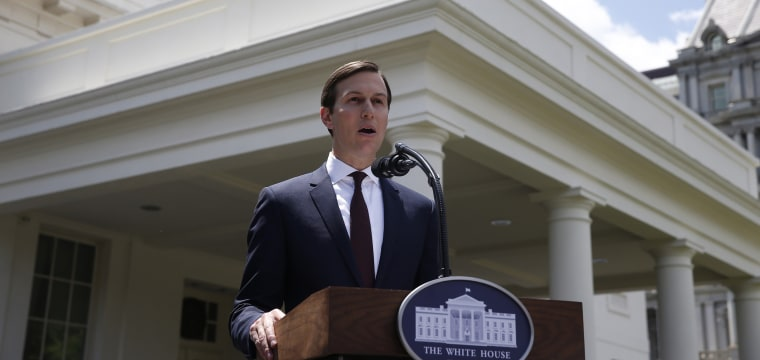 Kushner: Questioning Trump's Win 'Ridicules' His Supporters
