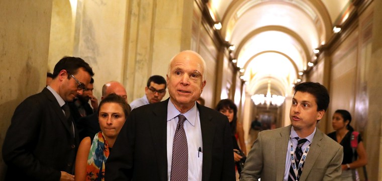 Senate GOP Effort to Repeal Obamacare Fails