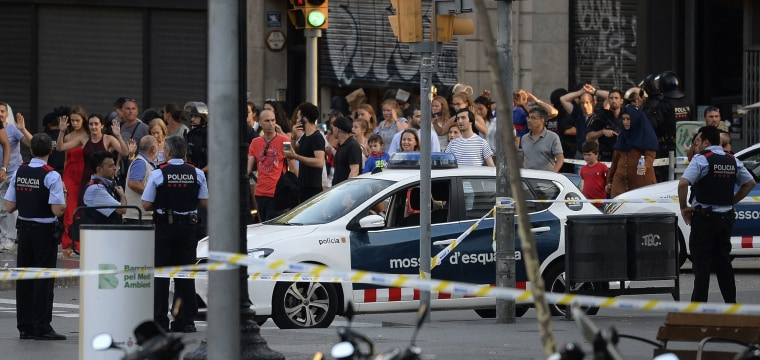 Barcelona Terror Attack: Van Ramming Kills at Least 13, Injures More Than 100