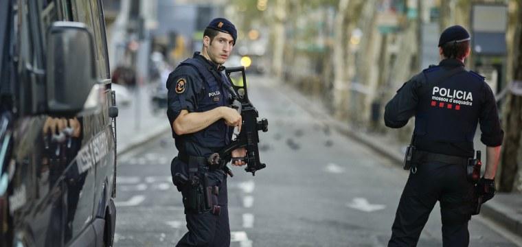 Spain Terror: American Among 14 Killed in Van and Car Attacks