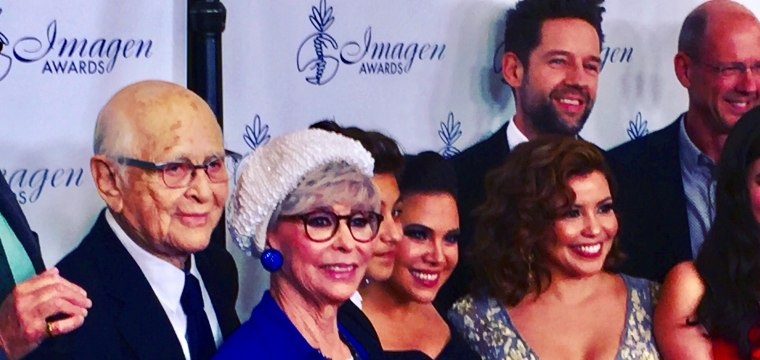A Celebration of Latino Talent at the 2017 Imagen Awards