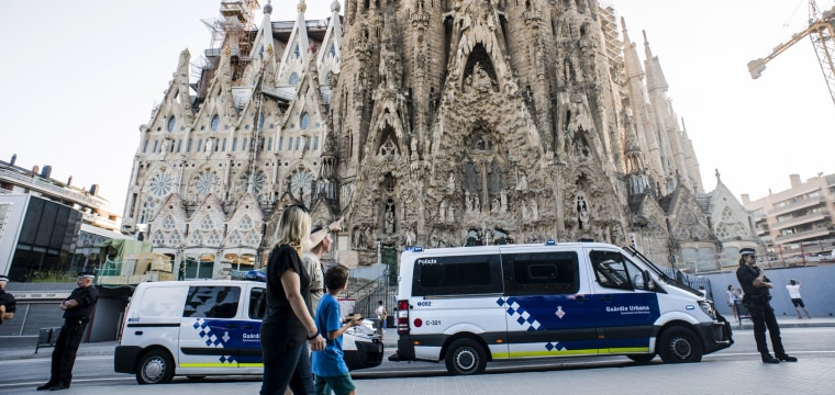 Barcelona Terror Attack Van Driver May Have Fled to France, Spain Police Say