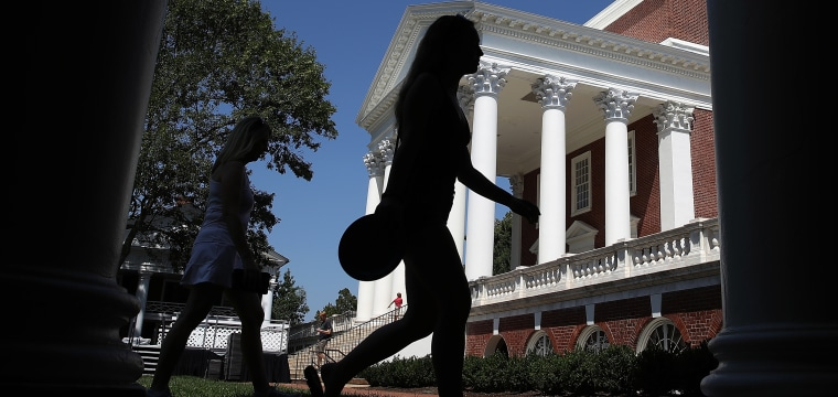 Move-in Weekend at UVA: Solidarity and Solace for Students of Color