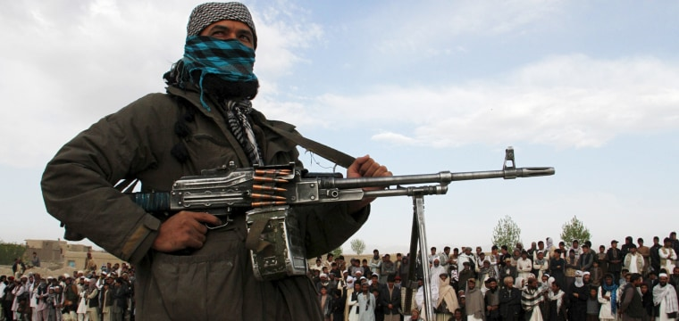 Afghan Taliban 'Happy To Continue' War After Trump Vows Victory