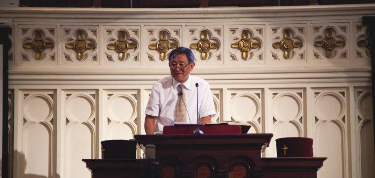 In Brooklyn, a Korean Reverend Leads a Russian-Speaking Flock