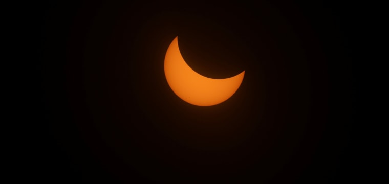 Get Ready for the Show! Solar Eclipse Starts Its Path Across the U.S.