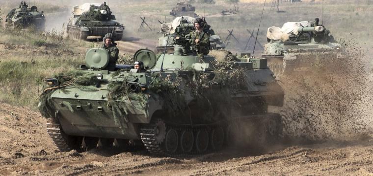 Russia Kicks Off Huge Zapad 2017 Military Exercises With Belarus