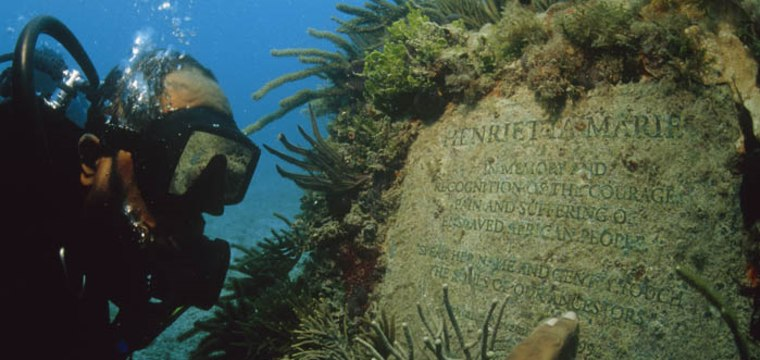 'Shackles From the Deep' Explores Mystery of Sunken Slave Ship