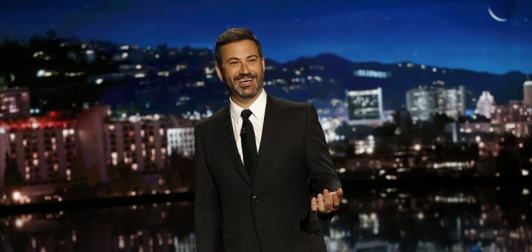 Kimmel Continues War Against Sen. Cassidy Over Health Care Bill