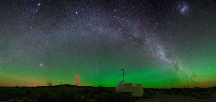 New Research Suggests Cosmic Rays Hail From Galaxies Beyond the Milky Way