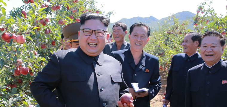 North Korea's Kim Jong Un Calls President Trump 'a Frightened Dog' and 'Dotard'