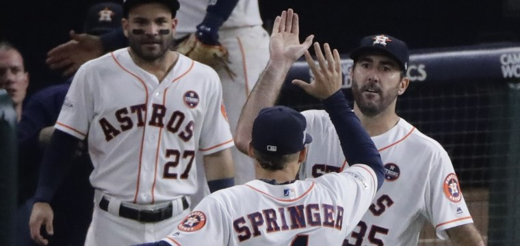 Astros Force Game 7 vs. Yankees With World Series Trip at Stake