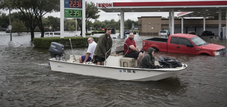 Receding Waters in Houston Reveal Families' Divergent Paths to Recovery