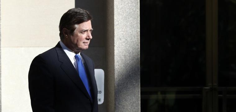 Mueller airs new bank fraud allegations against Paul Manafort