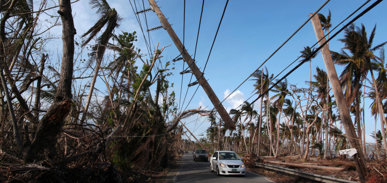 Whitefish Energy is 'standing down' in Puerto Rico over nonpayment of $83 Million