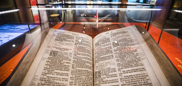 Museum of the Bible opens in Washington, D.C., with celebration amid cynicism
