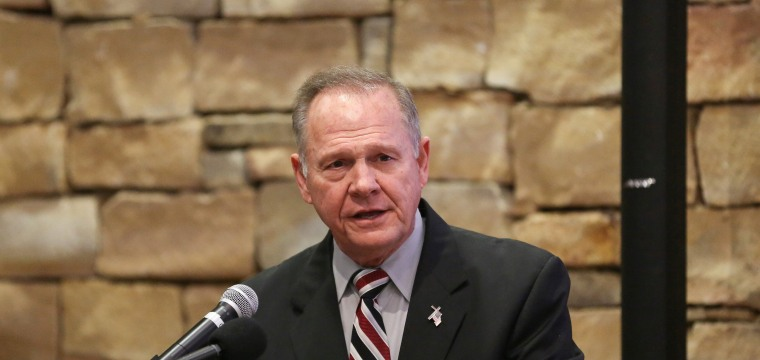 Why Alabama Young Republicans deserted Roy Moore