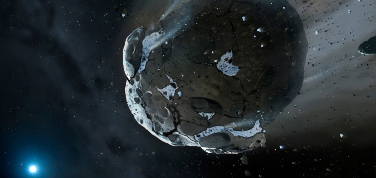 Huge 'Phaethon' asteroid won't hit Earth. Here's what could happen if it did.