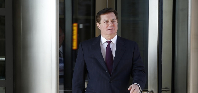 New indictment hits Paul Manafort and Rick Gates with tax and bank fraud charges