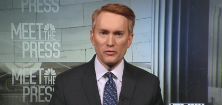 GOP Sen. Lankford has 'no issue' with stronger gun background checks