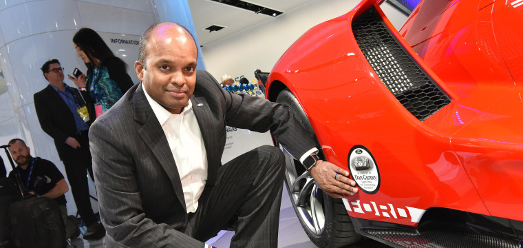 Raj Nair, top Ford exec, is out amid questions about his behavior