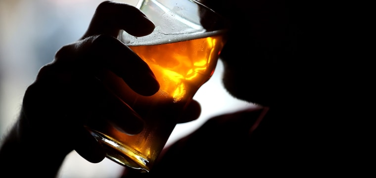 More than 5 drinks a week could shorten lives by years, study finds