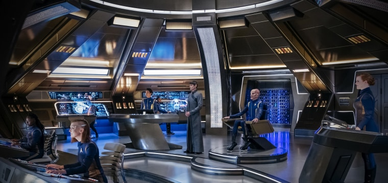 The CBS reboot 'Star Trek: Discovery' had a confusing and deeply unsatisfying first season