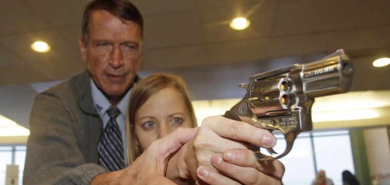 Trump's proposal to arm teachers panned by experts as a 'colossally stupid idea'